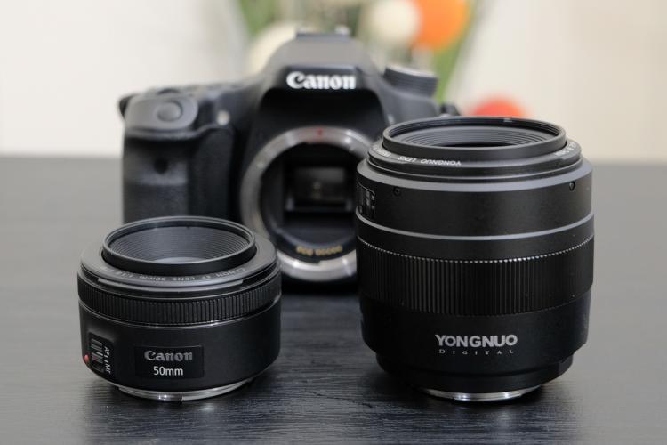 Lensa Fix Produksi Canon